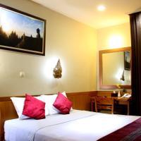 Manohara Resort, hotel di Borobudur