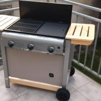 CHE F3 gauche Terrasse jardin barbecue hypercentre wifi