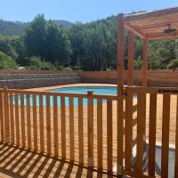 Camping du Bourg, hotel in Digne-les-Bains