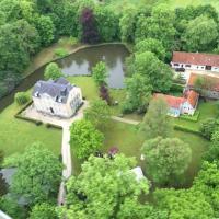 Ter Crombrugghe, hótel í Merelbeke
