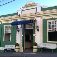 Hotel e Restaurante Brasil, hotel in São José do Rio Pardo