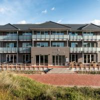 Die Sandburg, Hotel in Langeoog