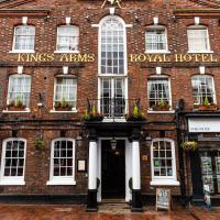 The Kings Arms and Royal Hotel – RelaxInnz, hotel in Godalming