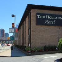Holland Hotel Jersey City/Hoboken, hotel en Jersey City