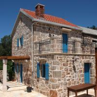 Stone house Goranova kuća, hotel in Seline