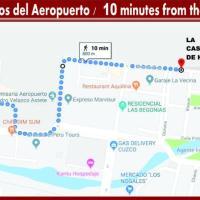 La Casa De Hilda, hotel near Alejandro Velasco Astete International Airport - CUZ, Cusco