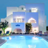 LavaRock Santorini, hotel in Perissa