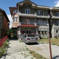 Villa Zora, Apartments Krstanoski, hotel em Ohrid