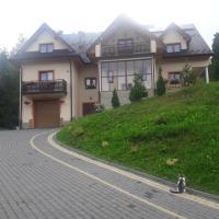 Noclegi u Celiny i józefa, hotel in Łapszanka