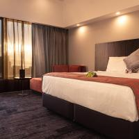 James Cook Hotel Grand Chancellor, hotel Wellingtonban