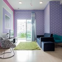 ICOLOR HOME & STAY CH1, hotel in Tanah Rata