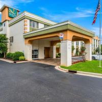 Quality Inn Huntersville near Lake Norman, hotel in Huntersville