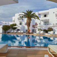 Galaxy Hotel, hotel in Naxos Chora