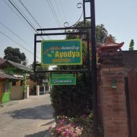 Ayodya Guest House, hotel in Yogyakarta