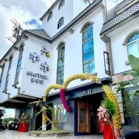 六本木MOTEL-建華館,屏東市的飯店