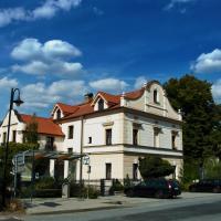 Penzion Haydnuv Dum, hotel a Dolní Lukavice