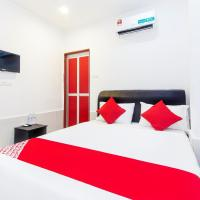 OYO 414 Adiff Palace Hotel, hotel di Sepang