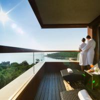 All Suite Island Hotel Istra, отель в Ровине
