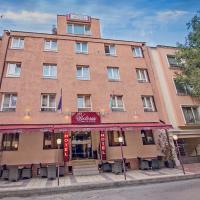 Виктория Отель, отель в Варне