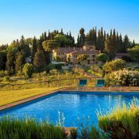 Le Filigare Winery & Resort in Chianti, hotel a San Donato in Poggio