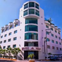 Hotel Nilo, отель в городе Акапулько-де-Хуарес