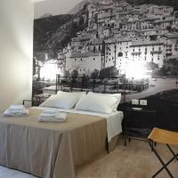 Porta Marina guest rooms, hotell i Scalea