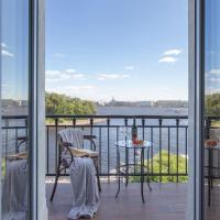 Новые апартаменты с видом на Эрмитаж