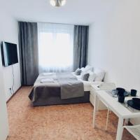 Apartment on Uspenskiy Prospekt, отель в Верхней Пышме
