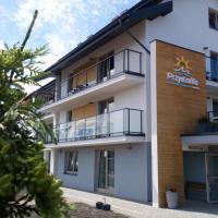 Apartamenty i Domki PrzystańTu – hotel w Jastarni