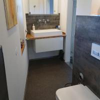 Ruhiges Zimmer mit schönem Bad, zentrumsnah