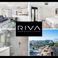 By RIVA - Contemporary 1 Bedroom Luxury Apt inside Puerto Banus