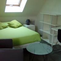 studio évasion, hotel near Carpiquet Airport - CFR, Éterville