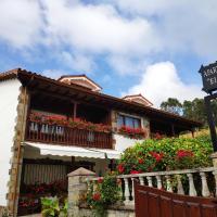 Apartamentos El Calleju, hotel in Oreña