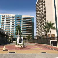 Flat Caxias Multisuites, hotel in Duque de Caxias