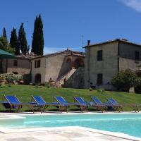 Casale Le Borghe - Montalcino,Toscana, hotel in San Giovanni d'Asso