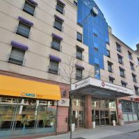 Best Western Plus Montreal Downtown- Hotel Europa, hotel in Montreal