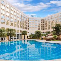 Novotel Hyderabad Convention Centre, отель в Хайдарабаде