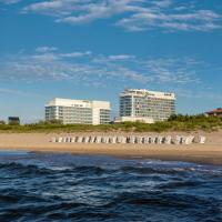 Radisson Blu Resort Swinoujscie, hotell i Świnoujście