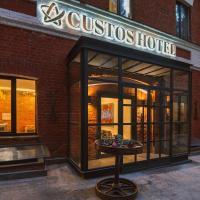 Custos Hotel Lubyansky, viešbutis Maskvoje