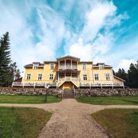 Karolineburg Manor House Hotel, hotelli kohteessa Kajaani