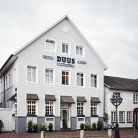 Duus Hotel garni, Hotel in Wyk auf Föhr