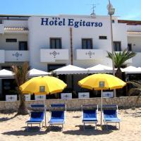 Hotel Egitarso Sul Mare, hotel a San Vito lo Capo