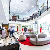 Novotel Luxembourg Centre, отель в Люксембурге