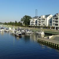Penthouse-Wohnung am Yachthafen Werder/Havel