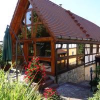 Ferienwohnung Zeit-Tor, отель в городе Тарандт