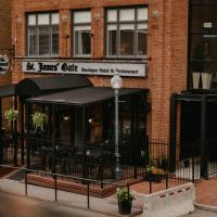 St. James' Gate, Boutique Hotel
