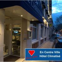 Logis - Le Christina、ブールジュのホテル