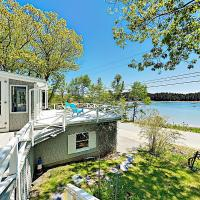 New Listing! Harbor View Haven, Walk To Town Dock Cottage