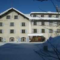 Hotel Danis, hotel in Lenzerheide