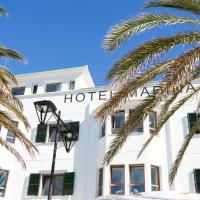 Hotel Marina, hotel in Port de Soller